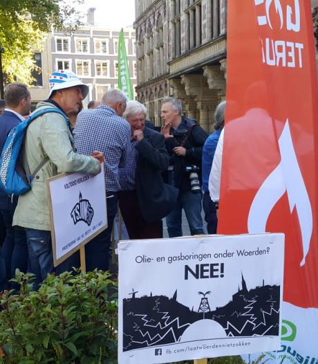 Geoloog: 'Boor niet naar gas in Woerden, de grond zal geheid meer dan 2 centimeter dalen'