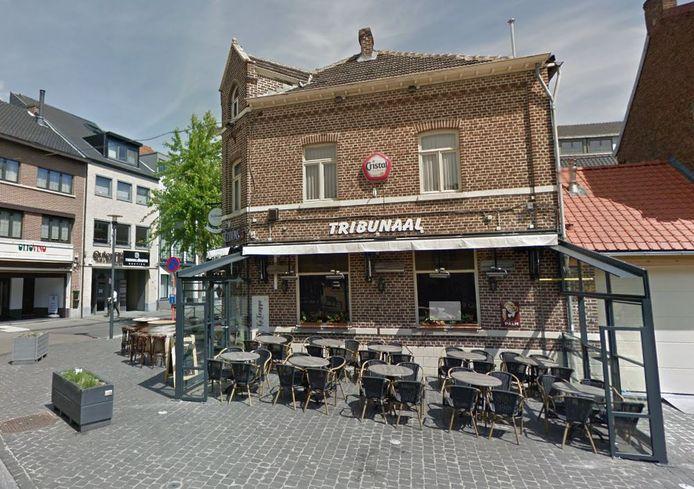 Café Tribunaal in Bilzen doet mee aan Café Solidair van Alken-Maes.