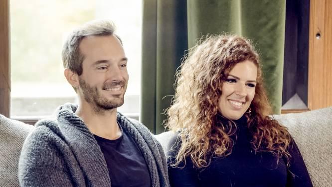 Flinke kortsluiting bij Nathalie en Dennis en ook Candice ziet nog obstakels: 'Blind Getrouwd' nadert de eindmeet