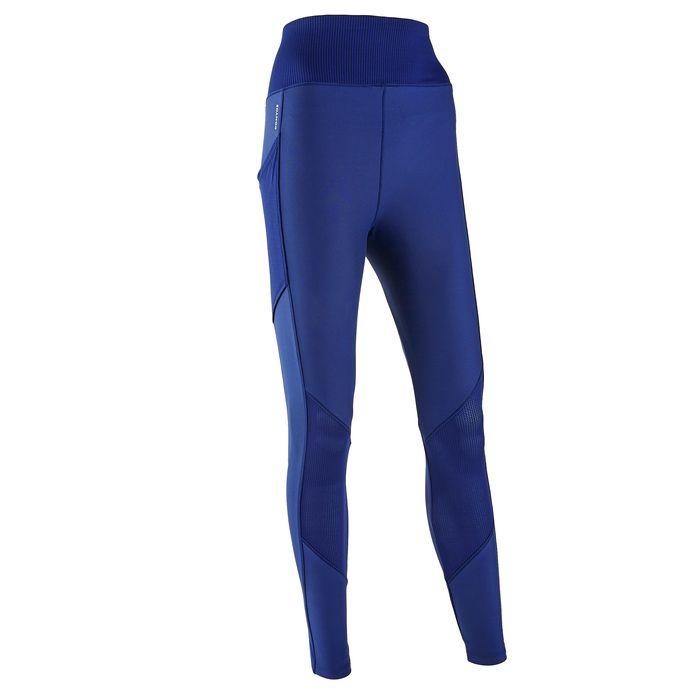 Ce legging offre un confort optimal grâce à sa ceinture taille haute élastiquée. Disponible au prix de 17 euros.