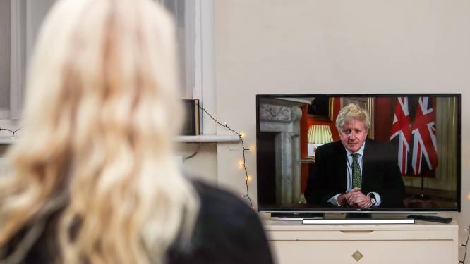 """Boris Johnson kondigt nieuwe lockdown aan voor Engeland: """"Blijf thuis, red levens"""""""