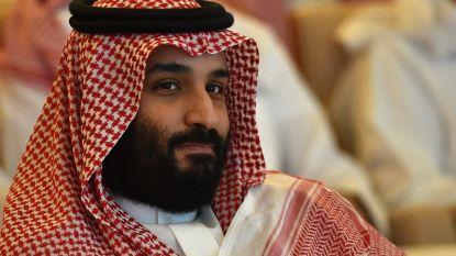 Ondanks vermeende moord op journalist Khashoggi ontvangt Saudische kroonprins staande ovatie bij opening van miljardencongres