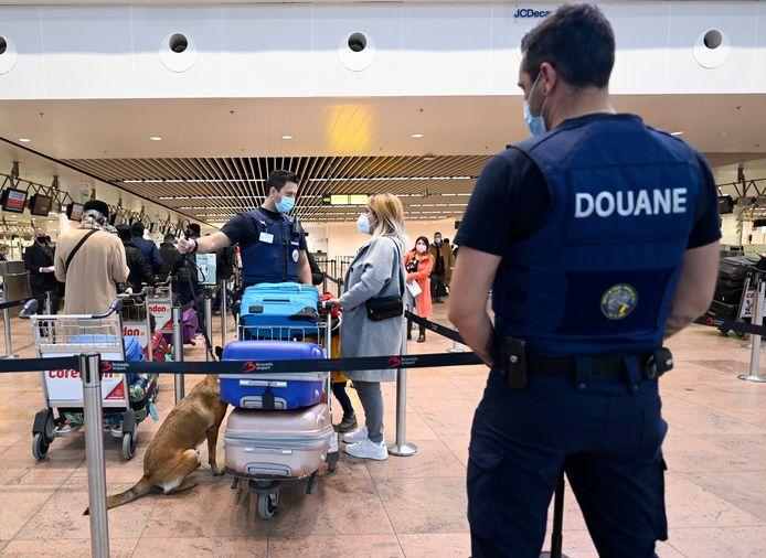 Deux personnes ont été interpellées en possession de faux tests Covid à Brussels Airport (illustration).