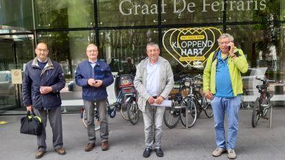 """Burgerbeweging 'Haal De Lijn over de Brug' teleurgesteld in nieuwe openbaar vervoersplan: """"Voelt aan als slag in ons gezicht"""""""