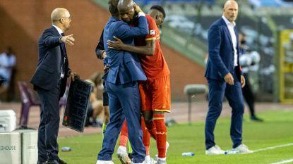 """Lamkel Zé (even) naar Antwerpse B-ploeg: """"Deze club is veel groter dan eender wie"""""""