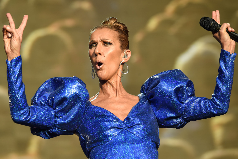 Céline Dion Beeld WireImage
