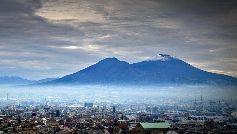 De Vesuvius anno 2016. Beeld epa