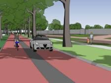 Aanleg fietsstraat bij Raalter sportpark gaat van start