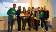 PXL-studenten veroveren tweede plaats op nationale digital masters award
