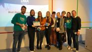 PXL-studenten veroveren tweede plaats op nationale digital masters award