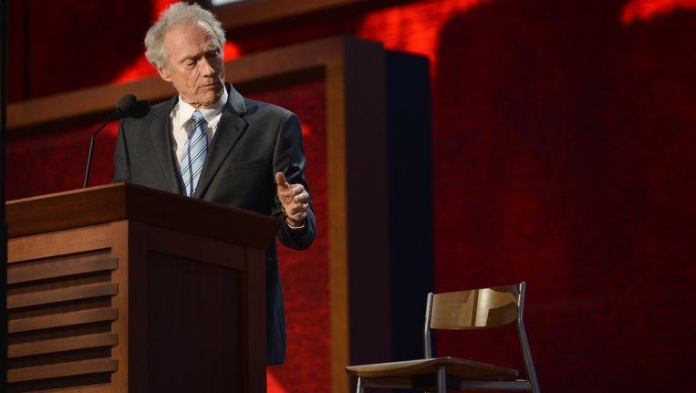 Clint Eastwood. Beeld EPA
