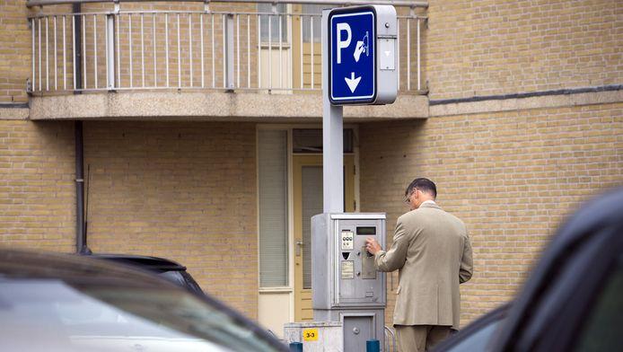 Parkeren in Utrecht moet anoniem en makkelijker kunnen