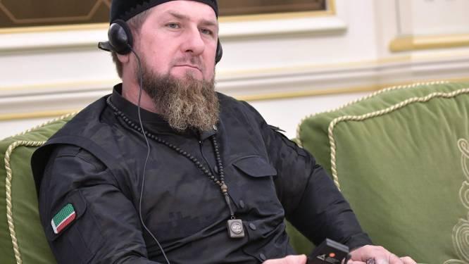 Kadyrov remporte... 99% des voix en Tchétchénie