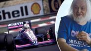 """Jean-Pierre Van Rossem had ooit een Formule 1-team: """"Zijn wagen hing meer met de wielen van de grond dan dat hij aan het rijden was"""""""