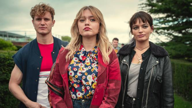 Netflix-hit Sex Education krijgt vierde seizoen
