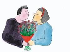 Inge werd verliefd op de vader van een vriendin: 'Ik zit niet meer in het vriendengroepje'
