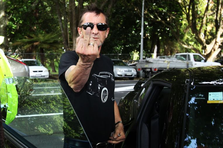 Phil Rudd, 2014 Beeld Getty Images