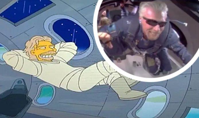 Hebben de makers van 'The Simpsons' weer toegeslagen?