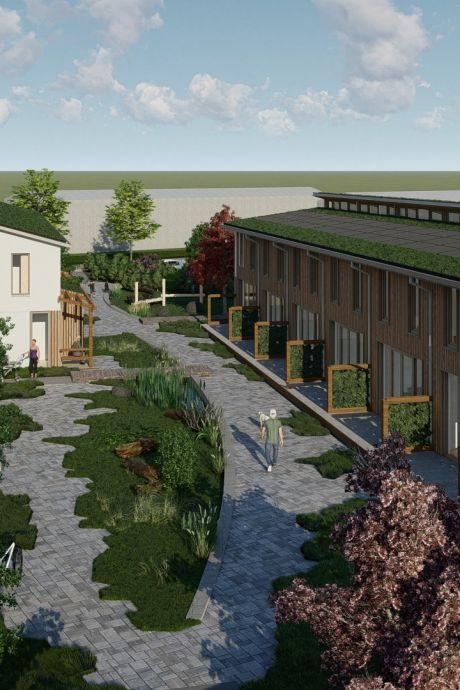 Voormalige Sint Martinusschool in Schiedam maakt plaats voor seniorenwoningen