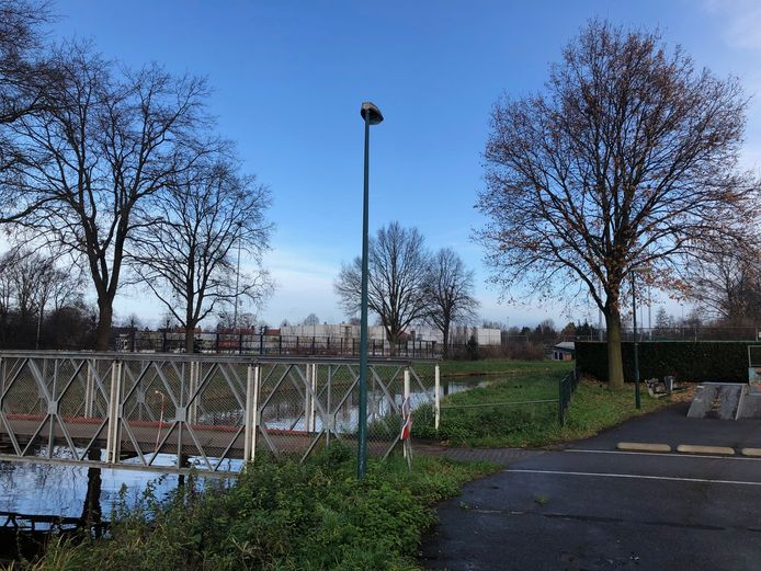 Rivier de Aa wordt nadrukkelijk betrokken in de plannen rondom Omnipark De Brug in Erp.