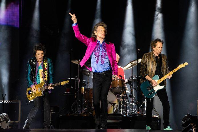 Ondanks hun gezegende leeftijd geven The Stones nog steeds het beste van zichzelf, al zullen ze nu even op een andere drummer moeten rekenen.