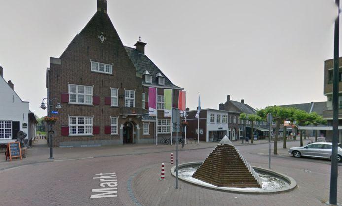 Het gemeentehuis van Boxtel.
