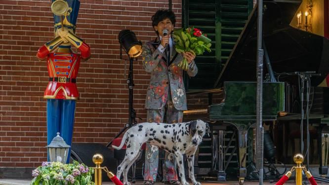 Wibi gaat nog even door met concerten in zijn achtertuin: 'Ik heb de knoll'n nog niet op'