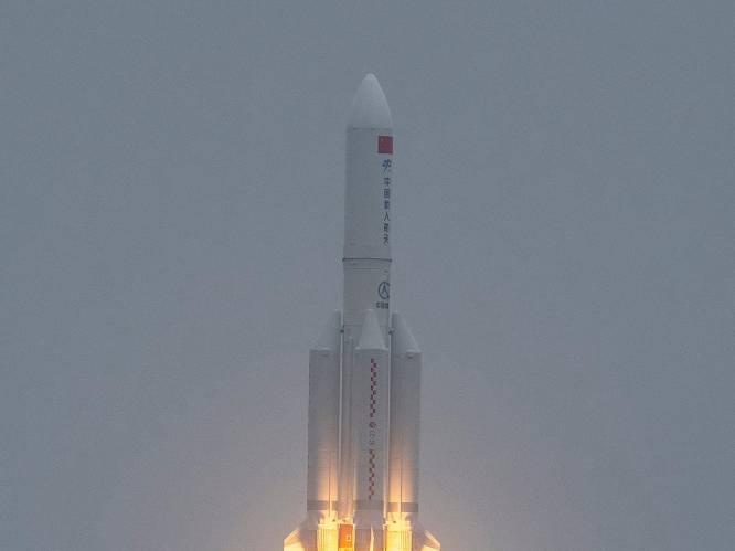 'Chinese raketresten vallen neer bij Nieuw-Zeeland'