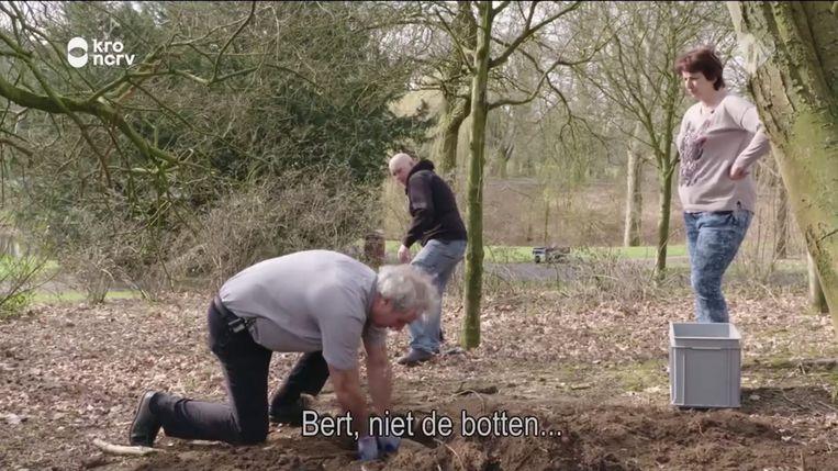 Michiel van Erp-achtig: hoe Sammie werd herbegraven in het Goffertpark