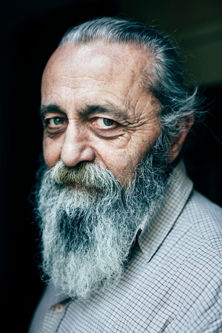Acteur Recep Yagizoglu. Beeld Joris Casaer