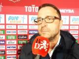 Petrovic: 'Puntje uit bij Twente is gewoon prima'