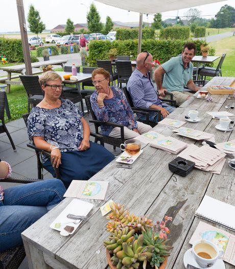 Culinaire terrasdagen bij De Dyck in Woubrugge