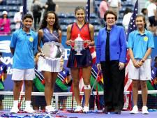 Britse sensatie Raducanu (18) wint als qualifier de US Open, zonder een set te verliezen: 'Bedankt New York!'