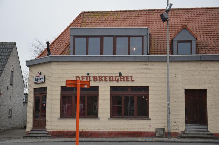 De gemeenteraad zou plaatsvinden in Den Breughel