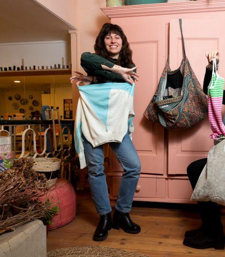 Lockdown kledingketting gaat als een kanon: Tassen vol naar Haagse vintageliefhebbers