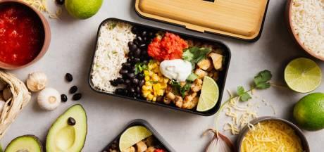 Wat Eten We Vandaag: Burrito bowl met cajunkip