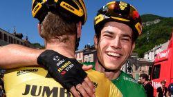 """Weer raak! Van Aert sprint naar tweede etappezege in Dauphiné: """"Alles lukt deze week"""""""