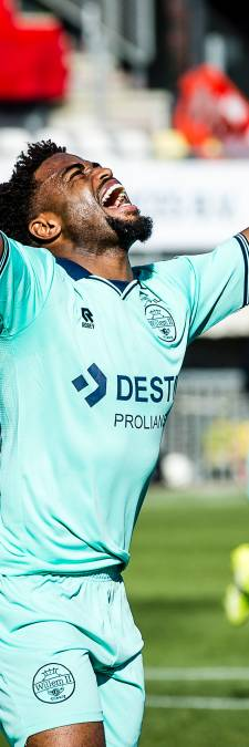 Onbekende talenten van rappe Willem II-aanvaller Ché Nunnely: rappen en koppen
