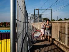 Deventer zoekt stevigere oplossing op spoorbrug om toegang tot landtong te blokkeren