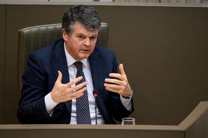 Vlaams minister van Binnenlands Bestuur Bart Somers.