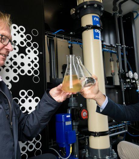 Twentse waterzuiveraar NX Filtration gaat naar de beurs en bouwt nieuwe fabriek