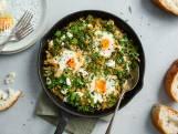 Wat Eten We Vandaag: groene shakshuka