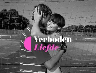 """Verboden liefde: Hanne duikt met keeper Siem de kleedkamers in na de voetbalmatch van haar vriend. """"Zijn gespierde lijf maakte me hongerig"""""""