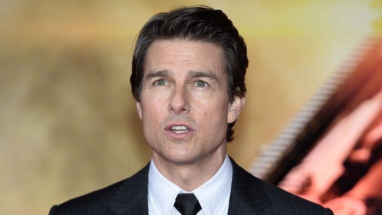 Tom Cruise. Beeld anp