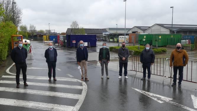"""Recyclagepark Zulte vanaf 1 mei onder IVM-beheer: """"Tarieven en openingsuren blijven gelijk"""""""
