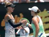 Barty door op de Australian Open