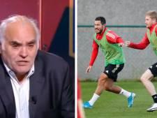 """Un consultant de L'Équipe tacle les Diables: """"Entre De Bruyne qui a mal aux chevilles et Hazard qui a mal partout..."""""""