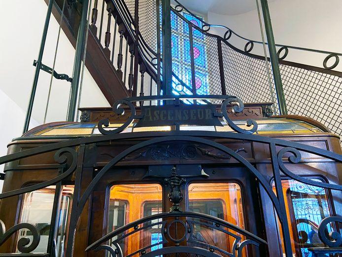 Historische Brusselse liften kunnen blijven bestaan.
