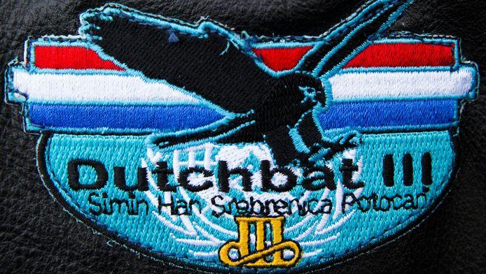 Het logo van Dutchbat III