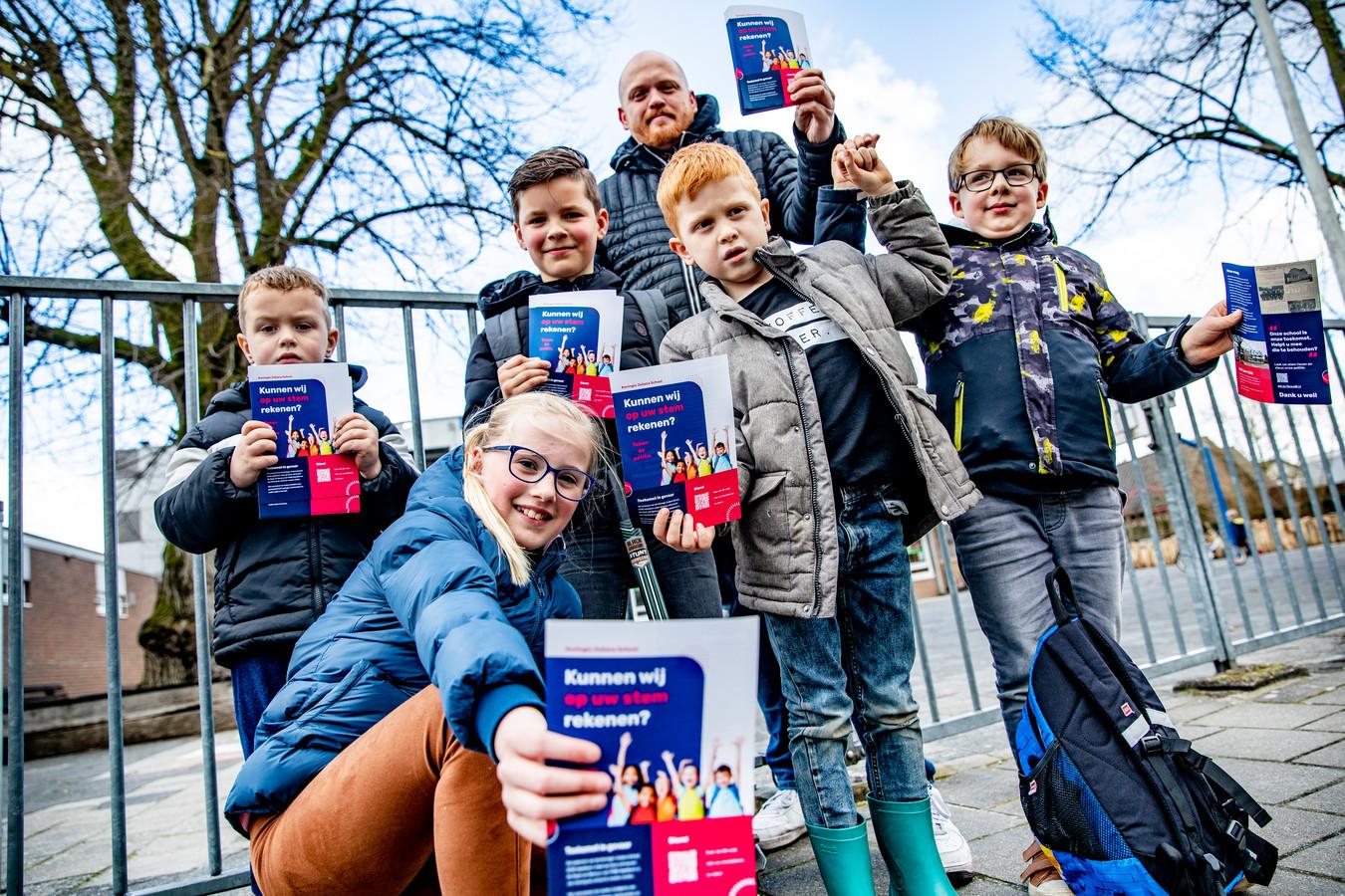 Het leerlingenaantal op Apeldoornse basisscholen is stabiel. Toch moest PCBO Koningin Juliana dicht: de school viel al meerdere jaren onder de opheffingsnorm van de gemeente en zien we na de zomer niet meer terug.